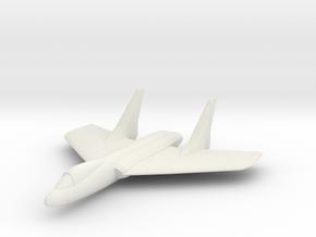 F7U Cutlass 1:300 x1 in White Strong & Flexible