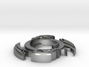 Dranzer X Upload in Natural Silver