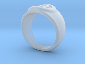 4 Elements - Water Ring in Smooth Fine Detail Plastic