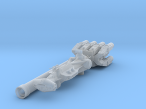 Blockade Runner Modified in Smooth Fine Detail Plastic