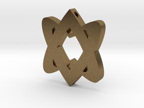 Quantum Science in Natural Bronze