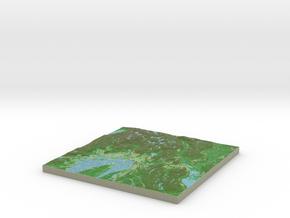 Terrafab generated model Sun Feb 02 2014 22:35:09  in Full Color Sandstone