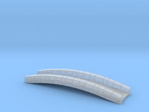 Bridge 2.0 in Smooth Fine Detail Plastic