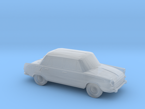 Skoda 1000 MB - HOscale in Frosted Ultra Detail