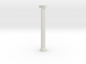 Ionic Column 1 in White Strong & Flexible