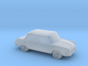 Skoda 1000 MB - Z scale in Smooth Fine Detail Plastic