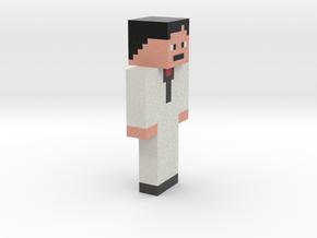 6cm | Intro_GamerHD in Full Color Sandstone