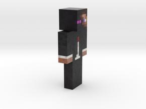 12cm   DarkCybrid in Full Color Sandstone