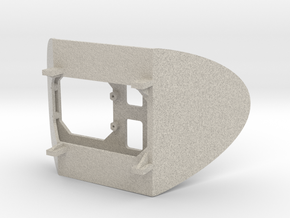 EZ* base for ReadyMadeRC pod in Natural Sandstone