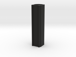 TPX Block in Black Natural Versatile Plastic