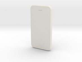 Apple Iphone2 in White Natural Versatile Plastic