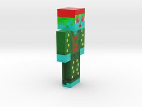 6cm | GreenFirework in Full Color Sandstone