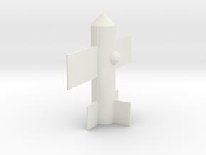 rocketplane in White Strong & Flexible