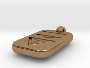 kabbala dimensions thru in Natural Brass