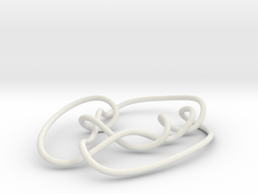 knot 8-4 100mm in White Strong & Flexible