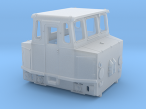 Akkuschlepper Spur N (1:160) in Smooth Fine Detail Plastic