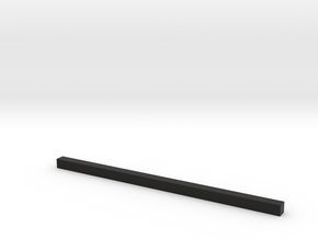 thin bars 2 5mm thickness in Black Strong & Flexible