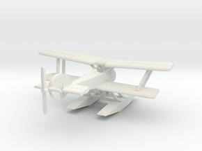 1/144th Hanriot HD.2 in White Natural Versatile Plastic