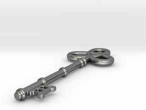 Sienna Key in Premium Silver