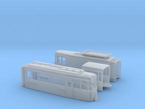 Arbeitstriebwagen Gotha G4-67 Erfurt Spur N (1:160 in Smooth Fine Detail Plastic