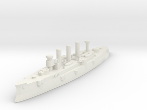 Brooklyn 1:3000 x1 in White Natural Versatile Plastic