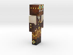 6cm | Deku_Link_64 in Full Color Sandstone