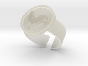 Cock Ring in Transparent Acrylic