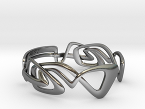 KULESUS Bracelet  in Polished Silver