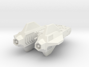 vanquisher 65mm in White Natural Versatile Plastic
