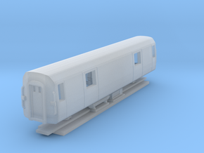 NZ120 - AK Styled Luggage Car in Smooth Fine Detail Plastic
