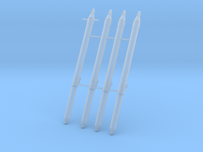 11-Primary Strut in Smooth Fine Detail Plastic