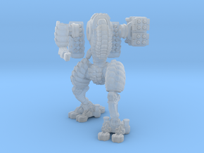 Heavy Mech suit in Smooth Fine Detail Plastic