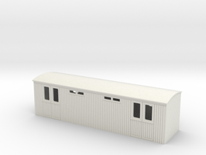 009 colonial luggage van in White Strong & Flexible