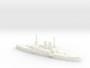 HMS Thunderchild in 1/1800  in White Processed Versatile Plastic