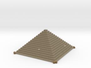 Jon's Pyramid in Full Color Sandstone