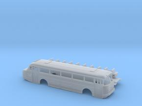 Ikarus 66 Überlandbus Spur N (1:160) Var.1 in Smooth Fine Detail Plastic