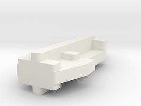 raideen pin 02 in White Natural Versatile Plastic