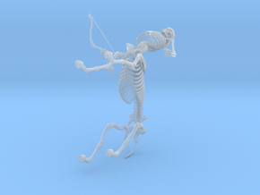 Centaur Skeleton in Frosted Ultra Detail