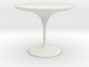 plastic table 1 in White Natural Versatile Plastic