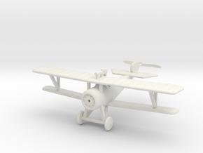 1/144 Nieuport 24 bis (Lewis) in White Natural Versatile Plastic
