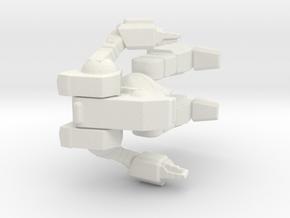 Archer ARC-2R in White Natural Versatile Plastic