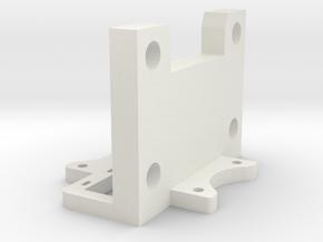pb Base in White Natural Versatile Plastic