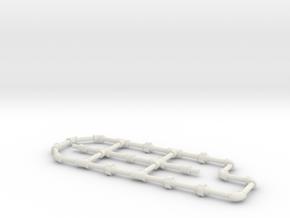 0 5 fittings in White Natural Versatile Plastic