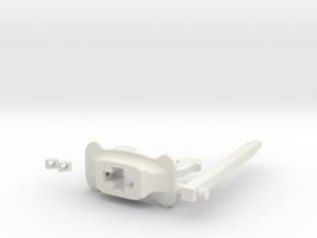Titanic center Anchor in White Natural Versatile Plastic