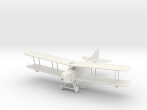 1/72 Armstrong Whitworth FK8 in White Natural Versatile Plastic