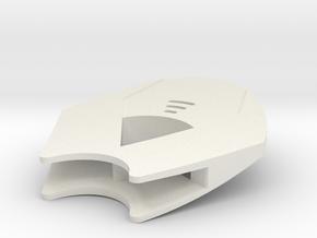 V3   lower in White Natural Versatile Plastic
