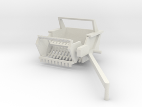 1/64 Rock Picker in White Natural Versatile Plastic