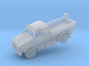 DINGO2 Pickup in Smooth Fine Detail Plastic: 1:144