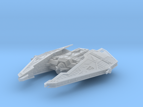 Sith Fury Interceptor (Wings Closed) 1/270 in Frosted Ultra Detail