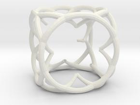 polycircular in White Strong & Flexible